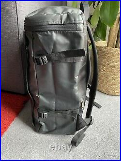The North Face Fusebox Backpack Rucksack Brand New All Black
