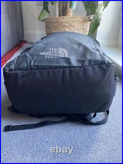The North Face Fusebox PRO Backpack Rucksack BLACK New FREE SHIPPING