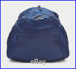 The North Face Jester Backpack Daypack 15 laptop sleeve Blue CHJ4BSR