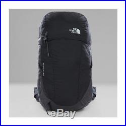 The North Face Kuhtai 34 L Tnf Black Asphalt Grey Backpack Trekking New Hiking