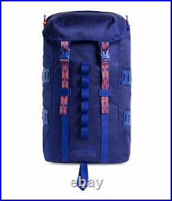 The North Face Lineage Ruck 37l Backpack Laptop Blue Rucksack Flexvent Hiking