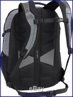 The North Face Men Recon Backpack MidGrey Asphalt Grey Melange NEW