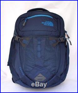 8664d3e76 The North Face Men's Recon Backpack in Urban Navy Heather Banff Blue ...