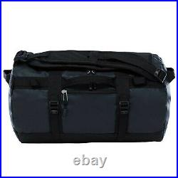 The North Face Mens Base Camp Duffel XS bag backpack TNF Black