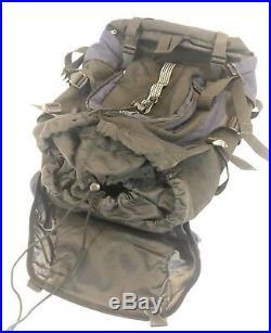 The North Face Mens Internal Hiking Camping Frame Backpack Vtg M/L
