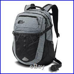 The North Face Mens Recon Backpack Clg47fm Mid Grey/asphalt Grey Melange