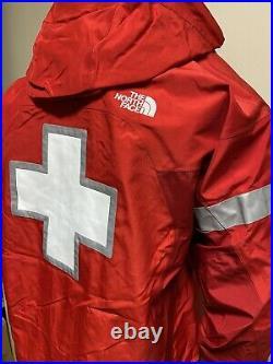The North Face Mountain Powder Patrol Gore-tex Pro Shell Ski Jacket Mens Medium