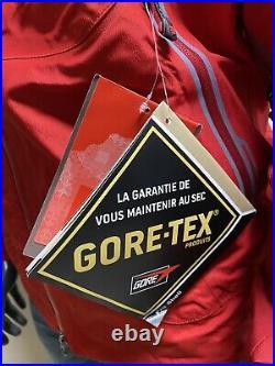 The North Face Mountain Powder Patrol Gore-tex Pro Shell Ski Jacket Mens XL