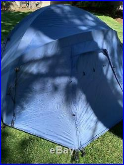The North Face Nimbus Blue Size 2-Person Backpacking 3-Season Tent