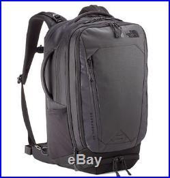 The North Face Overhaul 40 Pack Asphalt Grey/Tnf Black 41L 2500cu Ripstop Pack