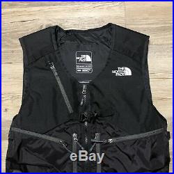 The North Face Powder Guide Technical Snow Vest With Backpack Summit Series RECCO