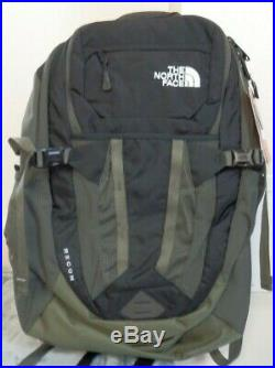 The North Face Recon Backpack TNF BLK/NWTAUPGN
