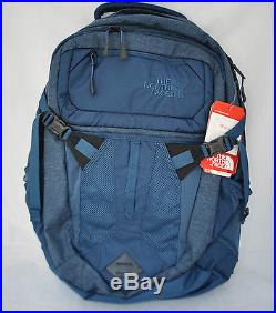 93252d617 The North Face Recon Backpack in Shady Blue Heather NEW with tags ...
