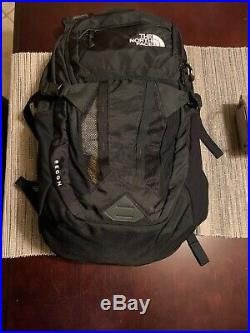 The North Face Recon Laptop Backpack- Dayback Alkv1- Tnf Black
