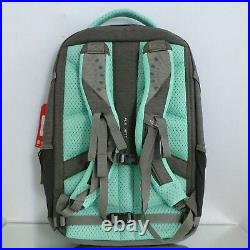 The North Face Recon Women's Backpack Zinc Grey/surf Green