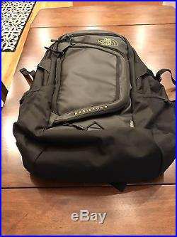 The North Face Resistor Charged Backpack Used