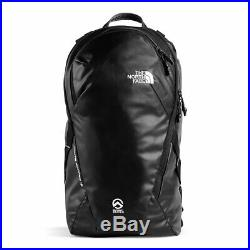 The North Face Route Rocket Backpack TNF Black Canary Yellow NF0A3BXX