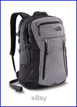 The North Face Router Transit Asphalt Grey TNF Black USED
