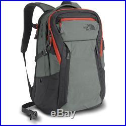 The North Face Router Transit Backpack Sedona Sage Grey Asphalt Grey NWT