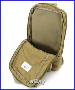 The North Face Shuttle Day Pack 25L Backpack beige With tracking Free Shipping