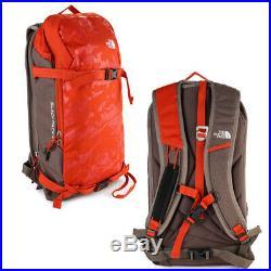 The North Face Slackpack 20 Hiking Skiing 18L Backpack Orange NF0A2SACRDQ A43A