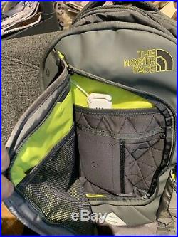 The North Face Surge Charged Backpack Bag With Joey Battery Pack NEW With TAGS