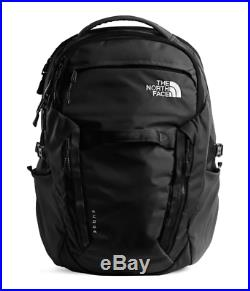 The North Face Surge Men Laptop Backpack TSA Friendly 31L NWT Asphalt Grey