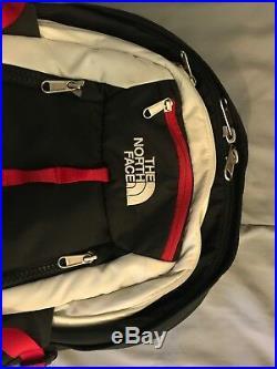The North Face Surge ll Transit laptop Backpack TSA Friendly 38L Black