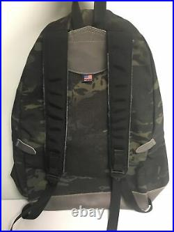 The North Face TNF'68 Daypack Backpack Black/Camo New with Tags