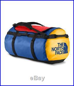 936ef7c7b26 The North Face TNF M-XL-XXL Base Camp Travel Luggage Duffel Bag Backpack  Cobalt