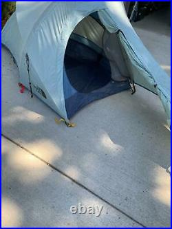 The North Face Tadpole 23 Blue/Gray Size 2-Person Backpacking 3-Season Tent