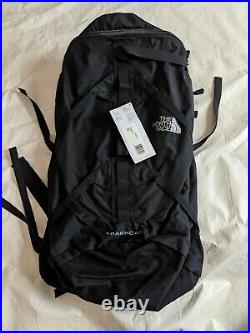 The North Face Trashcan Back Day Pack Black Top Loader 10335-F0 NEW