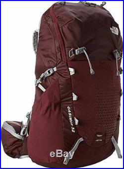 The North Face Unisex Women's Casimir 32 Malbec Red Backpack SM/MD