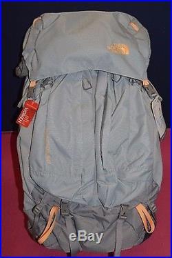 76fea06c6 The North Face Women Banchee 50 Liter Backpack Size M/L 3 lbs 5oz ...