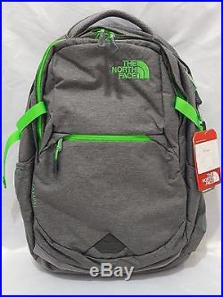 The North Face Yavapai Backpack Rucksack Bag T0CF9ZCEV Grey / Green