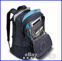The North Face bag Backpack laptop travel camping school rucksack router trans