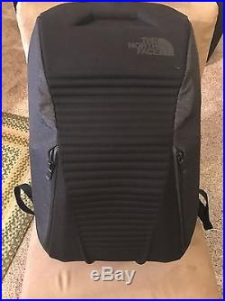 The Northface Mens Access back Pack (TNF) Black