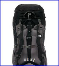 The north face backpack rucksack TERRA 50 TNF BLACK LARGE/XLARGE RRP £149