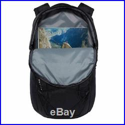 The north face borealis tnf black backpack new skate free time