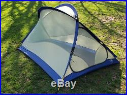 VTG THE NORTH FACE Pebble 3 Season Backpacking Hiking Camping Tent 7' x 4