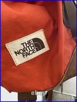 Vintage 70s North Face Backpack Rucksack Goretex Supreme Bag Workwear Patagonia