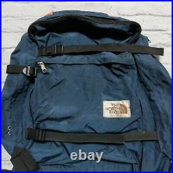 Vintage 70s North Face Day Pack Backpack Made in USA Hiking Trail