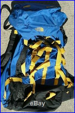 Vintage The North Face Internal Frame BackPack Camping/Hiking Large Make In USA