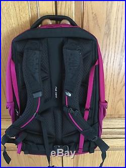 Womens The North Face Recon Backpack Dramatic Plum/TNF Black Size One Size